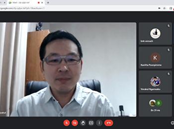 online teaching PhD student